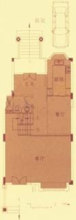 CI型别墅首层