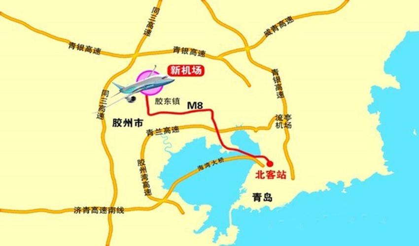 据介绍,该工程由青岛市交通发展集团委托济青高铁公司与济青高铁同步