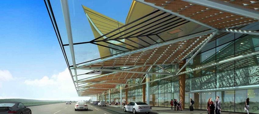 青岛新机场将新增公务停车场