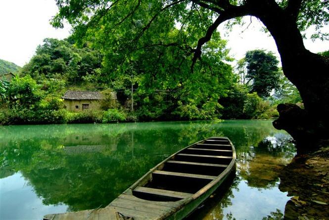 这是个神奇的村庄 藏在大山深处却只能乘船进入! - 子泳 - 子泳WZ的博客