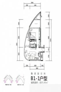 B1-B3栋01/12户型