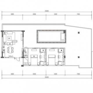K12户型2房2厅1泳池约135㎡