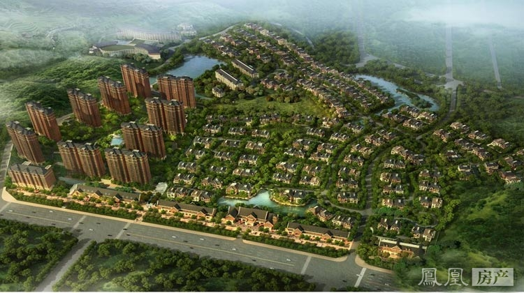 青竹湖曦园天骄实景图3