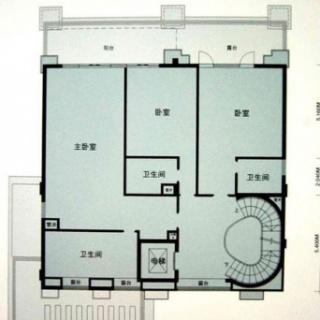 桃菁街3-27号二层户型