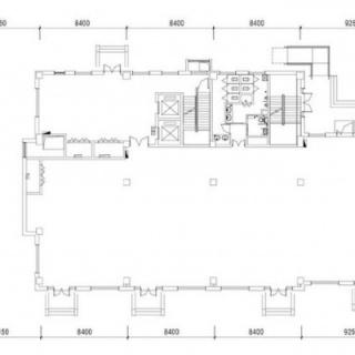 4号楼平面图