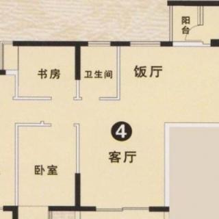 3期银松七街1栋、3栋04户型