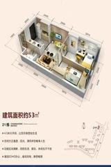 21#公寓户型