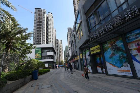 万科魅力之城·V街区 持续销售中图片