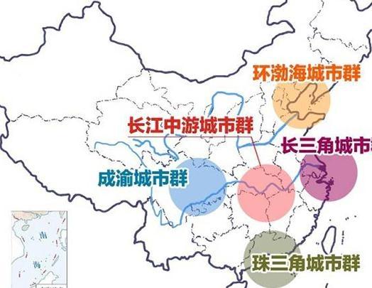 东京多中心大都市圈空间结构