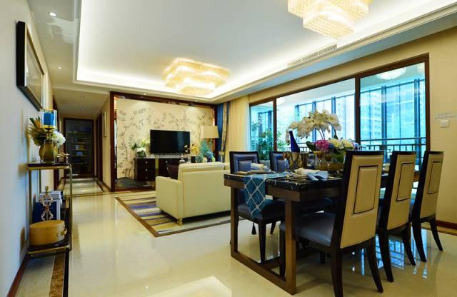 双主卧套房设计则在舒适度与私密性之间取得最大平衡.