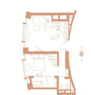 华丽家族汇景天地B3室2厅1厨3卫
