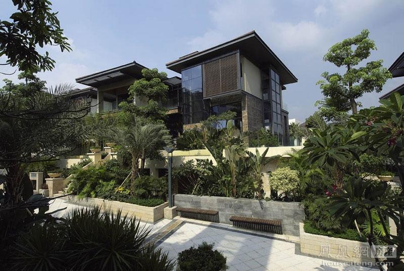 颐和高尔夫庄园楼盘环境 - 凤凰网房产北京