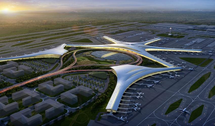 平度至新机场快速路扩建项目启动