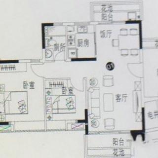 12号楼1梯01户型