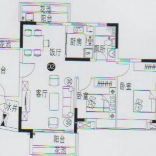 12号楼1梯02户型