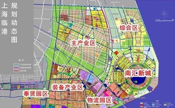 上海人上外地车牌_谈《上海临港新城港区控制性详细规划》