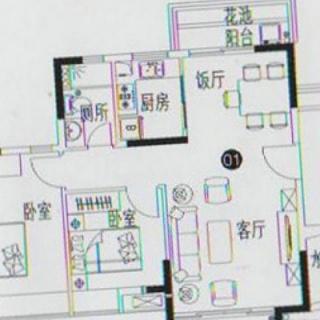 12号楼2梯01户型