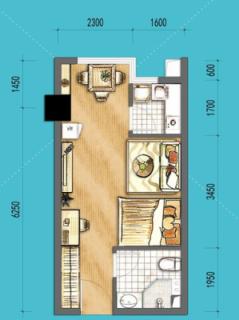 SOHO公寓G户型