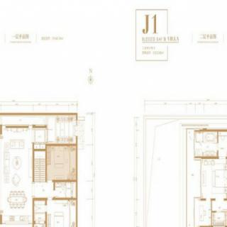 别墅J1户型