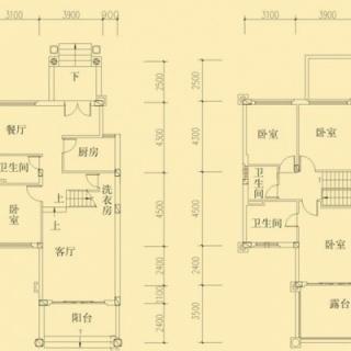 一期212-585号楼B1-2型