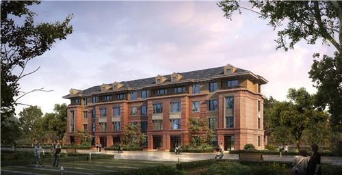无论户型设计,景观视野,空间尺度,皆媲美别墅居住感受,提升全家庭适居