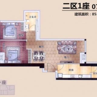 1座洋房07单元