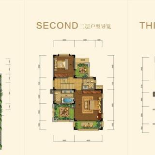 三期别墅B户型