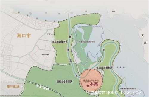 购房 楼盘快讯  演丰镇是海南国际旅游岛规划建设重点开工建设的7个