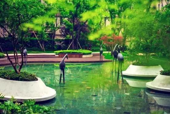 龙湖创意打造奇幻森林主题乐园 新江与城悠澜营造洋房亲子好时光
