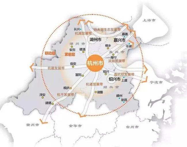 """""""杭州,是一个从小熟悉的地方"""" 湖州德清,在地图上与余杭塘栖,五杭两"""