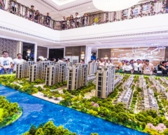 中国铁建香榭国际现场图5