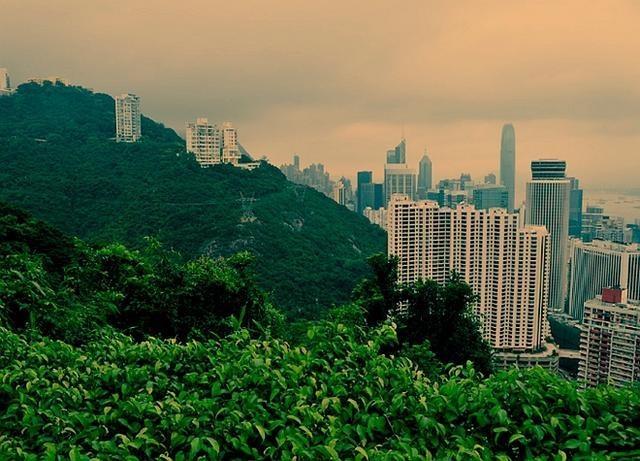 """117万/㎡!香港又出""""天价住宅""""(图)"""