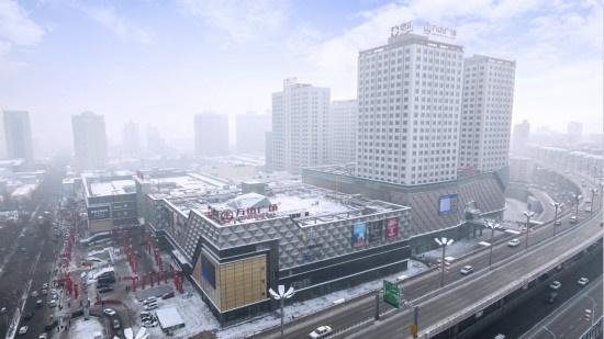 乌鲁木齐德汇万达广场 开发商/运营商:万达 开业时间:1月28日 项目