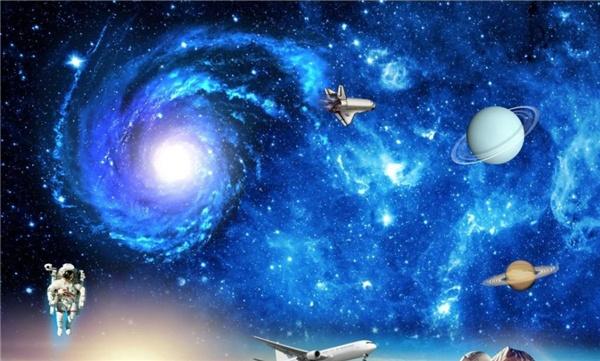 人类探索太空的步伐不会停止为什么说进行太空之旅