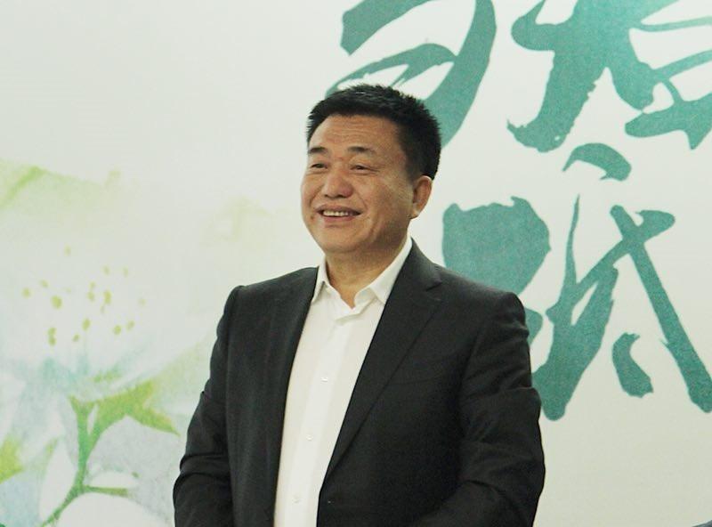 华远集团董事长_华远集团丁勇