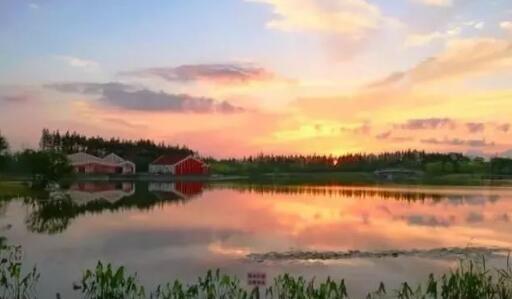 未来长兴岛三大定位——世界先进的海洋装备岛;上海的水源生态岛