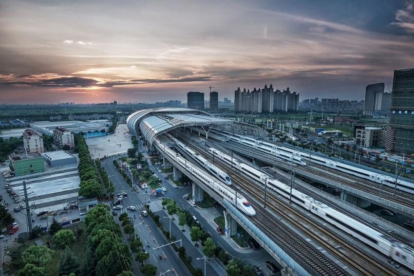 牵手火车西站 未来科技城将迈入杭州3.0高铁新