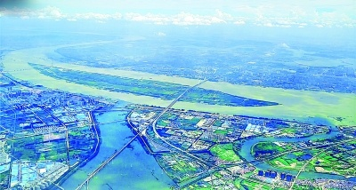 长江新城总体规划分
