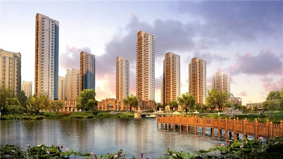 购房 楼盘快讯  绅湖公馆地处滨海湖生态区,是天津发展空间最大的生态