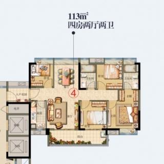 熙悦PLUS-13B栋04单元