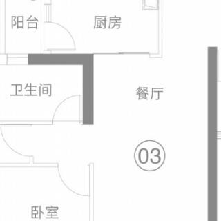 住宅B2栋03单元