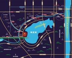 熙科梅溪半岛规划图2