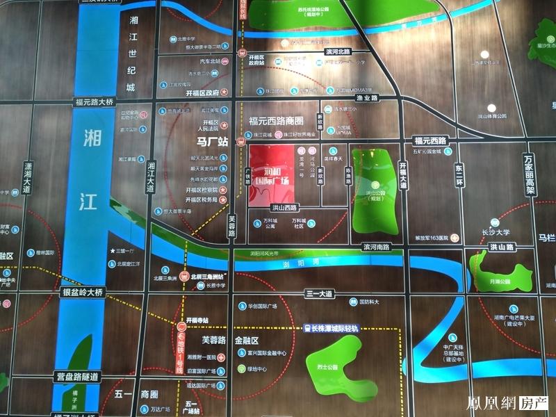 润和国际广场规划图2