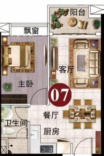 A3栋 A户型07