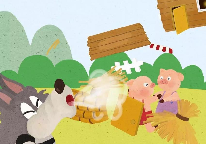 格林小镇住着三只可爱的小猪,永远睡不够的猪困困,好吃懒作的猪懒懒