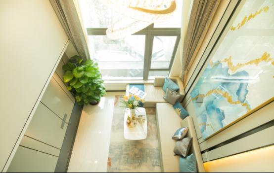 投入一居室的成本,得大三房收益,是罕见的小资本撬动大收益的投资利器