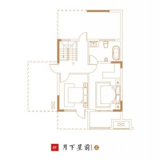 155.65㎡三室两厅两卫(复式)