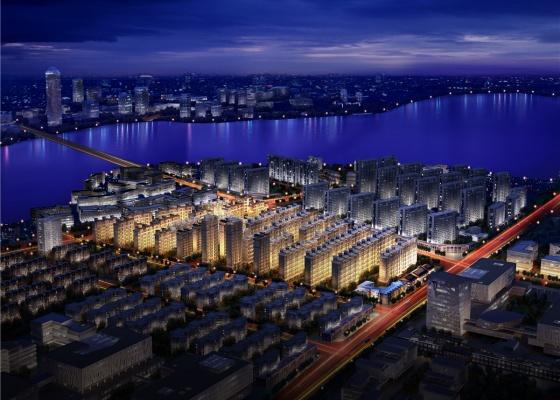 和泓葛沽湾首府