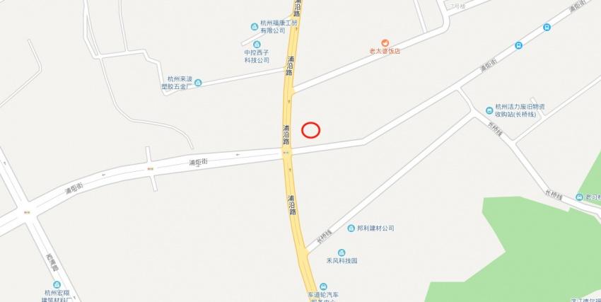 【精彩】定了!杭州新汽车南站将迁至滨江浦沿最快明年6月开工建设!