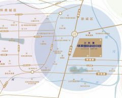 北科建翡翠华庭规划图2